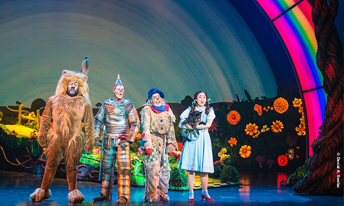 """The Wizard of Oz - Boch Center Wang Theatre: """"The Wizard of Oz"""" (April 12–17)"""
