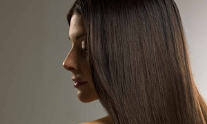 Ritual Salon and Spa: Haircut and Split-End Repair or One or Two Brazilian Blowout Treatments at Ritual Salon and Spa (Up to 69% Off)
