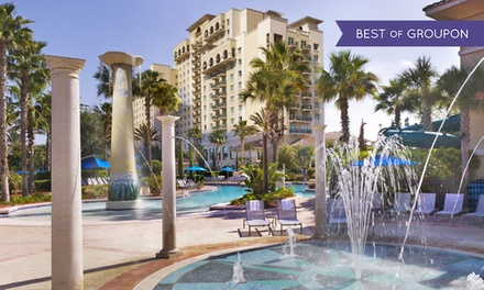 Stay at Omni Orlando Resort at ChampionsGate in Champions Gate, FL. Dates into August.