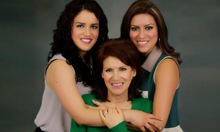 In-Studio Photo-Shoot Packages for Families or for Mother's Day at Magic Moments Portrait Studio (Up to 87% Off)