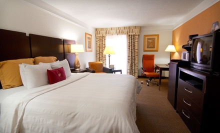Option 1: One-Night Stay  - Crowne Plaza Hotel Detroit Novi in Novi