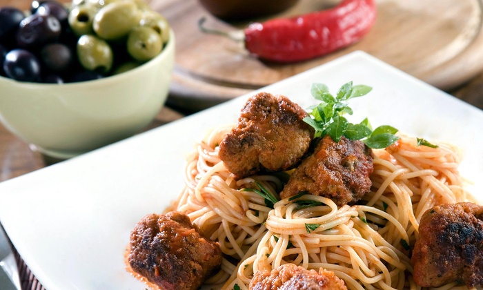 Roots Cafe & Kitchen - Boca Raton: Pasta Entree for Four at ROOTS Italian Gourmet Kitchen (45% Off)