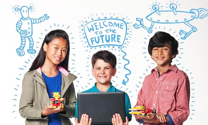 Sylvan Learning Center - Peabody: Robotics or Game-Design or Math Edge Day Camps at Sylvan Learning (Up to 40% Off)