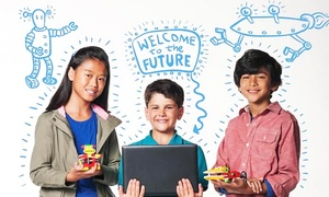 Sylvan Learning Center: Robotics or Game-Design or Math Edge Day Camps at Sylvan Learning (Up to 40% Off)