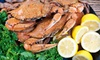 Half Off Seafood at Celtic Crab House