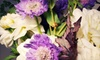 Paper and Petal Boutique - Portland: Mason Jar of Flowers with Six-Month Option, Flower Services, or 12 Roses at Paper & Petal Boutique (Up to 58% Off)