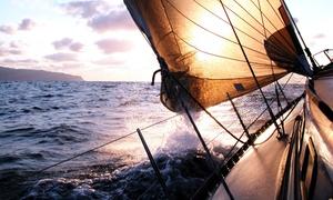 Just Sailing: 4 oder 8 Stunden Segeln mit Einweisung für Zwei bei Just Sailing (bis zu 50% sparen*)