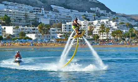 Vuelo de 30 minutos en Jetovator por 29,90 € en Jetovator Canarias