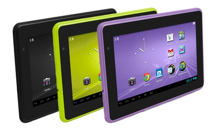 D2 7 inch Pad Deluxe 4GB Tablet + Keyboard Case Bundle with Google Play