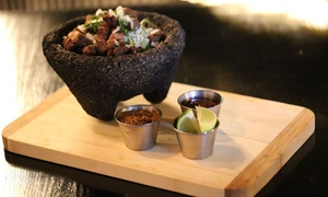La Bikina: Upscale Mexican Cuisine at La Bikina (Up to 51% Off). Three Options Available.