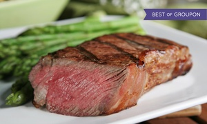 Tierra Del Fuego: Up to 55% Off Four Course Dinner for 2 or 4 at Tierra Del Fuego