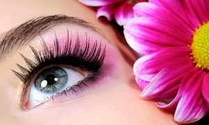 Elisa Gharst at StyLis Looks: Partial Lash Extensions or Full Lash Extensions with Optional Refill from Elisa at StyLis Looks (Up to 59% Off)