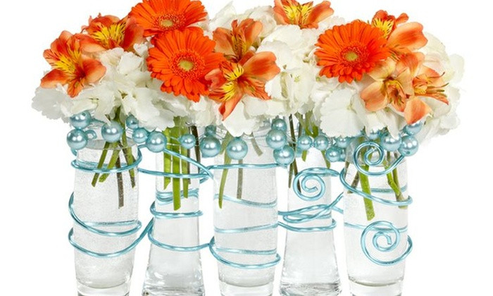 Oasis Flowers Inc. - Kitsilano: Up to 50% Off Flowers & Arrangements at Oasis Flowers Inc.