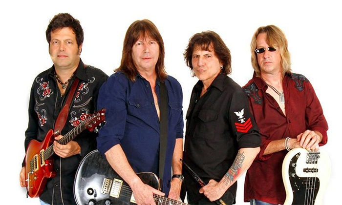 Pat Travers Band - The Oriental Theater: Pat Travers Band on Friday, September 11, at 8:30 p.m.