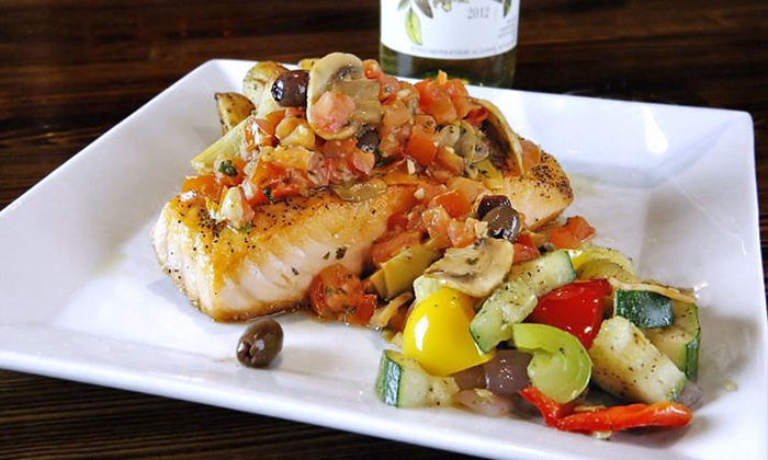 Avenue Italy  - Rancho Palos Verdes: Italian Dinner for Two or Four at Avenue Italy (Up to 37% Off)