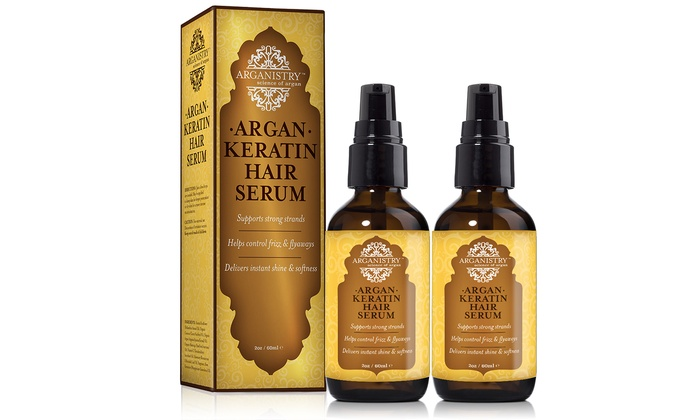 Arganistry Argan Keratin Hair Serum 2 0 Fl Oz 1 Or
