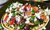 Market Grille Cafe - Multiple Locations: Casual Greek and Mediterranean Cuisine at Market Grille Cafe (Up to 43% Off). Three Options Available.