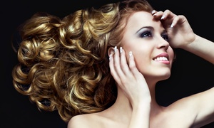 Vanity Square Salon: Wash, Cut and Blow-Dry from R125 with an Optional Treatment and Colour at Vanity Square Salon (Up to 64% Off)