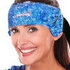 Hot/Cold Therapy Migrane, Sinus, Tension, and Headache Relief Wrap