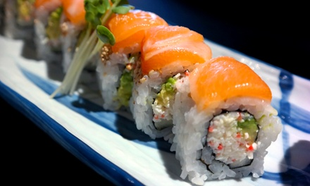 $18 for $30 Worth of Sushi and Japanese Cuisine at Wasabi Sushi Bar Fairview Heights