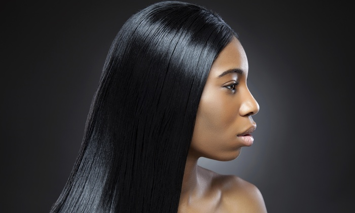 Divine Creators - South Side: A Haircut and Straightening Treatment from Divine Creators (60% Off)