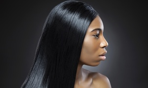 Princess Palace: A Haircut and Straightening Treatment from Princess Palace (60% Off)