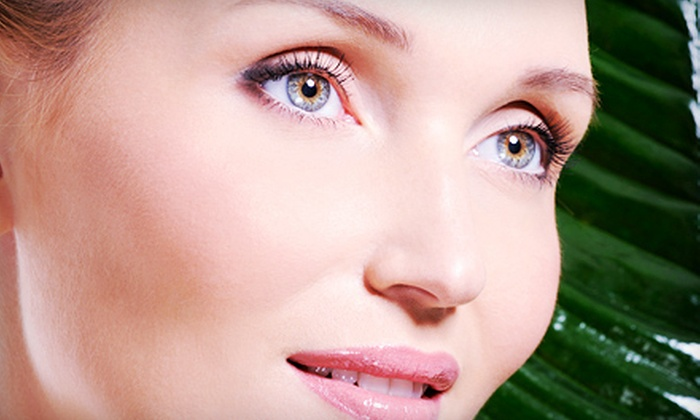 Walker Plastic Surgery - Foxhall Square: Upper-Eyelid Surgery for Both Eyes at Walker Plastic Surgery (62% Off)
