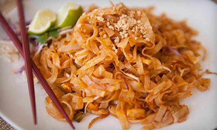 Thai Kitchen 3 - Lafayette: $15 for $30 Worth of Thai Cuisine at Thai Kitchen 3