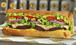 Which Wich : $12 for Two Groupons, Each Good for $10 Worth of Food and Drink at Wich Which ($20)