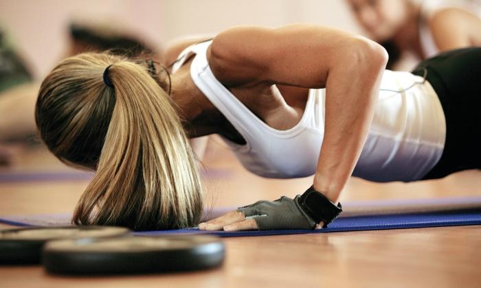 Hoosier CrossFit - Downtown: $29 for Relentless Bootcamp Classes at Hoosier CrossFit ($80 Value)