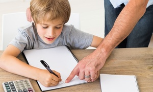 Leap N Learn: Four or Eight Math or Reading Tutoring Sessions at Leap N Learn (Up to 56% Off)
