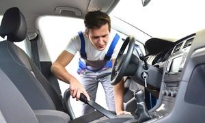 Autokompleks Mechanika Pojazdowa: Pranie tapicerki z suszeniem i ozonowaniem wnętrza od 89,99 zł i więcej w Autokompleks Mechanika Pojazdowa w Toruniu