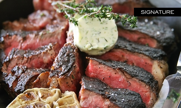 BLT Steak at Bally's Las Vegas - Bally's Las Vegas: Steak and Seafood Dinner for Two or Four or More at BLT Steak (Up to 30% Off)