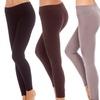 Women's Cotton Leggings M/L (5-Pack)