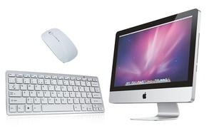 "20"" Apple iMac + Keyboard + Mouse"