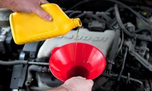 Honest Engine: $25 for Oil Change and Inspection at Honest Engine ($80 Value)