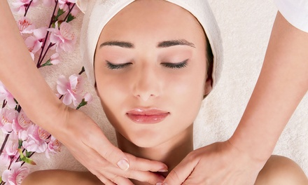 $79 for an Oxygenating Facial with Cryo Body Mask and Massage at MoJo Day Spa ($170 )