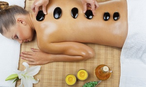 Quan Yin: Wellness-Programm mit Trockenpeeling und Hot-Stone-Aromaölmassage bei Quan Yin ab 29,90 € (50% sparen*)