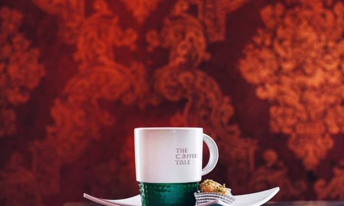 The Coffee Tale - The Coffee Tale: $3 for $5 Worth of Coffee or Tea at The Coffee Tale