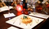 Up to 65% Off Dinner at CU 29 Copper