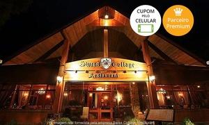 Swiss Cottage Restaurant: Swiss Cottage – Gramado: sequência de fondue para 1 ou 2 pessoas