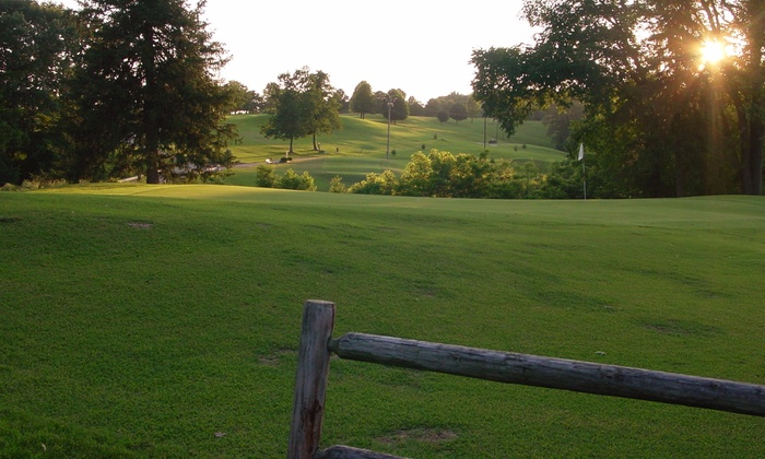 Union HIlls Golf Course - Pevely: 18 Holes of Golf and Cart for Two or Four at Union Hills Golf Course (Up to 55% Off)