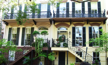 Slo-vannah Saunter or Ghost Lore Tour for Two or Four from Bonnie Blue Walking Tours of Savannah (Up to 48% Off)