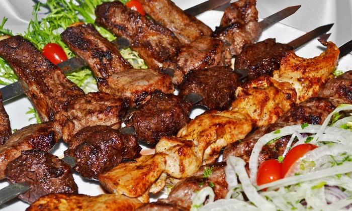 Kavkaz Restaurant - Flatbush - Ditmas Park: Azerbaijani Cuisine and Drinks at Kavkaz Restaurant (Up to 52% Off). Three Options Available.