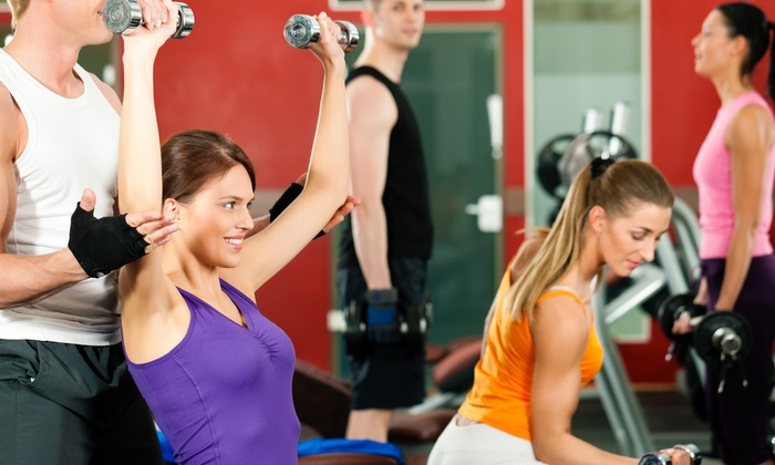 Becca Simpson Pro - Casselberry-Altamonte Springs: Ten 30- or 60-Minute Personal-Training Sessions from Becca Simpson Pro (Up to 76% Off)