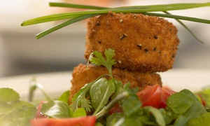The Carlton Restaurant: $15  for Two Elegant Appetizers at The Carlton Restaurant ($26.98 Value)