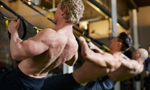 Crossfit Ingenuity: 10 CrossFit Classes at CrossFit Ingenuity (50% Off)