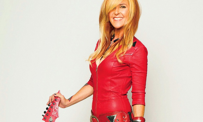 Lita Ford / Slaughter - Pompano Beach Amphitheater: Lita Ford and Slaughter at Pompano Beach Amphitheater on Friday, August 28 at 6 p.m. (Up to 33% Off)