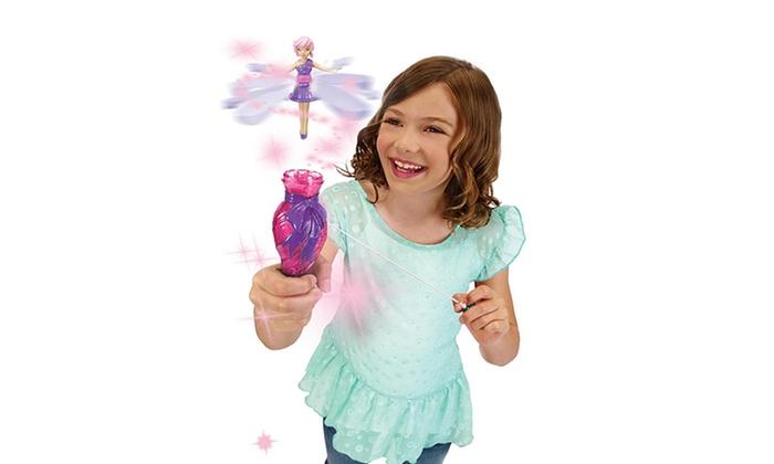 Flutterbye flying fairy doll groupon flutterbye flying fairy doll mightylinksfo