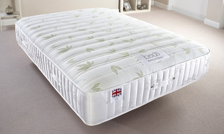 Hand-Made Natural Sleep Health Mattress